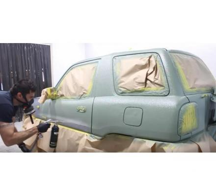 Offering All the Information You Need Regarding Car Paint Sydney Applications