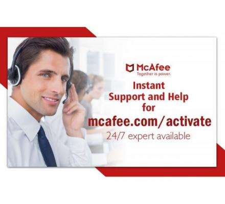 How to install the McAfee Activate  For Computer