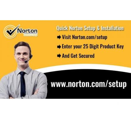 Learn how to install Norton Setup
