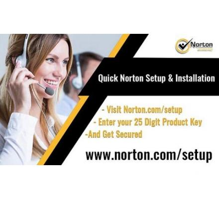 Protect Your PC from Cyber Attack - Norton Setup