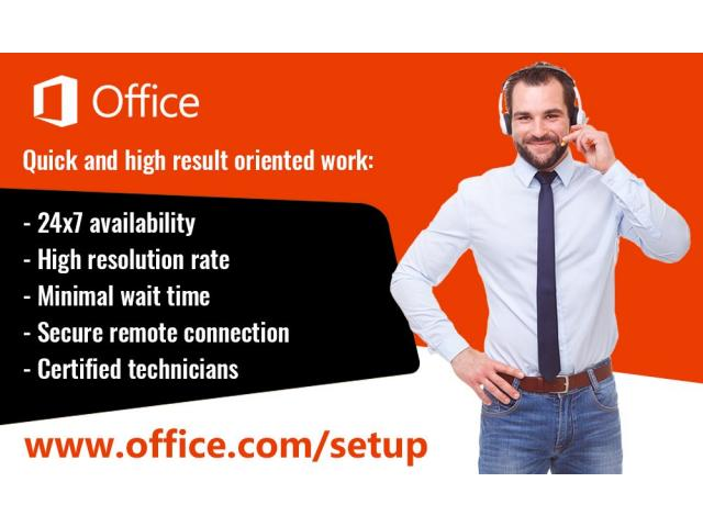 How to install Office Setup 2019