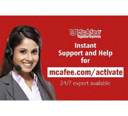 McAfee Activate   Enter your 25-digit activation code