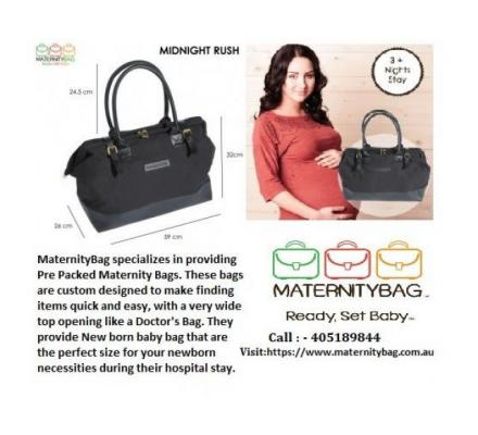 What all to carry in a Newborn Baby Bag