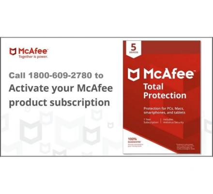 Mcafee Internet & Computer Services