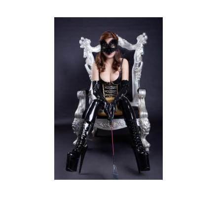 Mistress Carmen – Mind-Blowing Domination