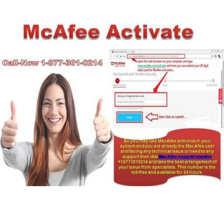 How to get free McAfee Activate marketing service