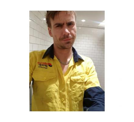 Hot tradie for you!