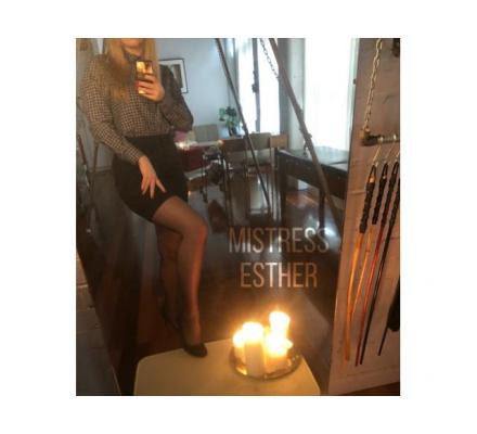 September 2-5, Roleplays and kinky fun with Mistress Esther