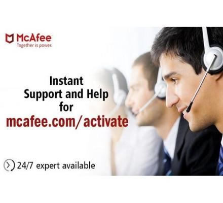 McAfee.com/Activate - Install and Redeem McAfee Retail Card