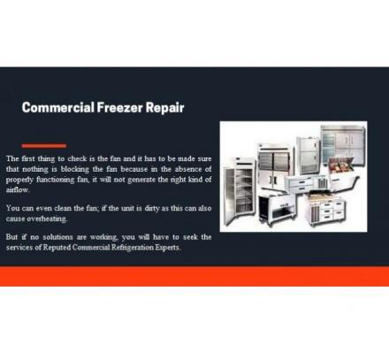 Get Long-Lasting Results with Precise Commercial Refrigeration Installation Services