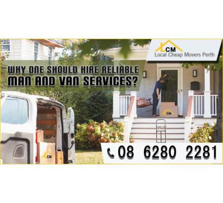 Read Some Amazing Benefits About Hiring Man & Van Services in Perth | Cheap Movers Alkimos