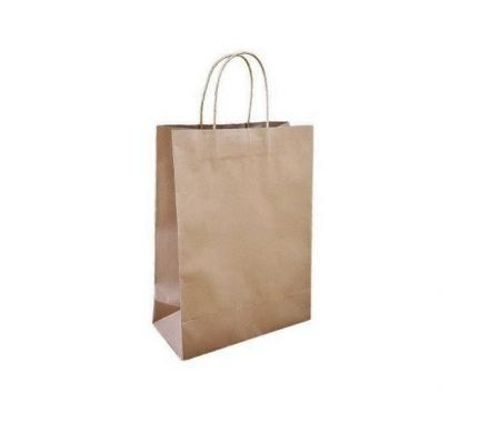 Buy Top Quality Brown Paper Bags With Twist Handle - BSB Packaging