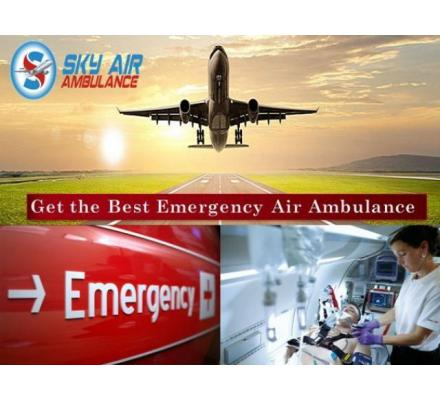 Select Air Ambulance in Varanasi with Full Medical Treatment
