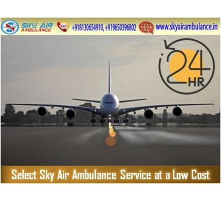 Pick Air Ambulance from Bhopal with Skilled Medical Team