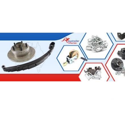 Durable and Low-Cost Boat Trailer Parts in
