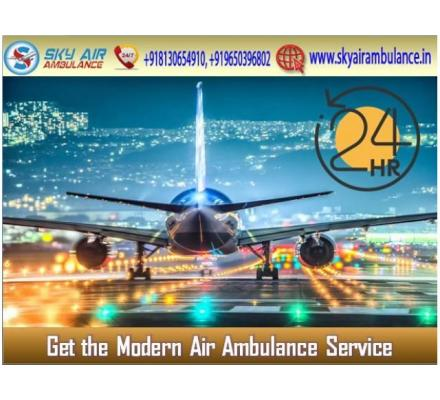 Book a Low-Budget Air Ambulance from Allahabad with Entire Medical Aid