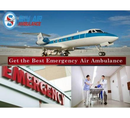 Get World-Class Treatment by Air Ambulance from Agra