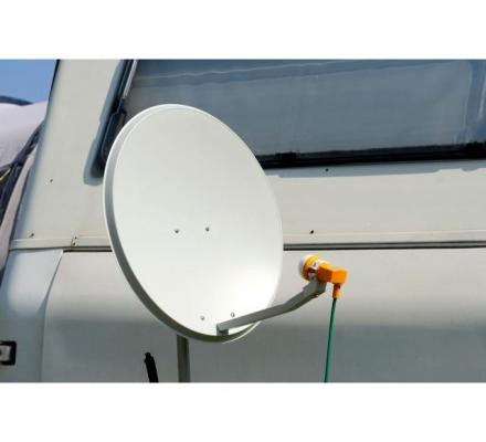 Automatic Satellite TV  for Caravans | AMIT-australiamit.com.au