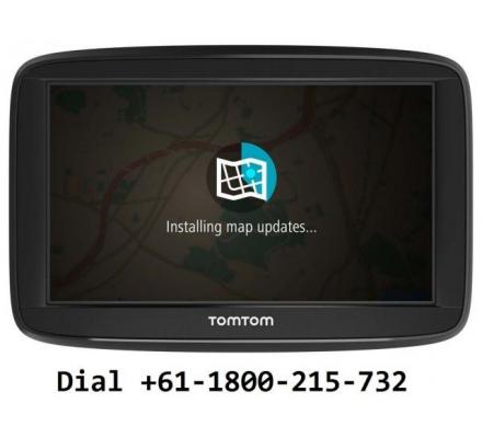 TomTom Free Map Lifetime Updates Dial Toll Free No. +61-1800-215-732