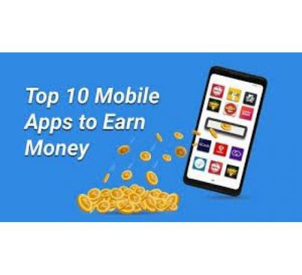 Top 10 Money Earning Apps