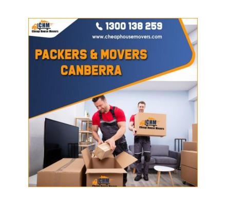 Looking for Cheap Packers and Movers Canberra