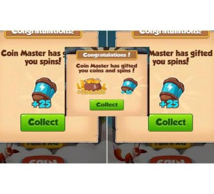 Free Spins Coin Master